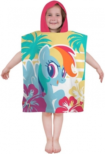 My Little Pony: Crush - Hooded Towel Poncho