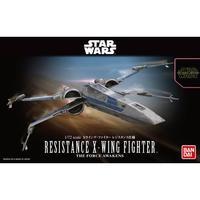 Star Wars: 1/72 TFA Resistance X-Wing Fighter - Model Kit