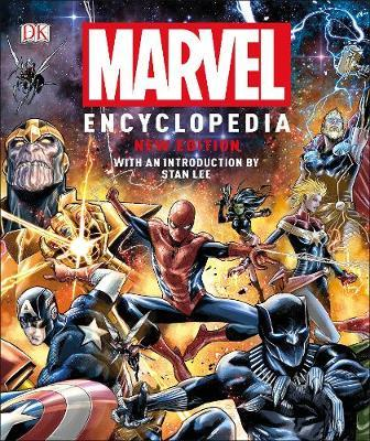 Marvel Encyclopedia New Edition by Stan Lee image