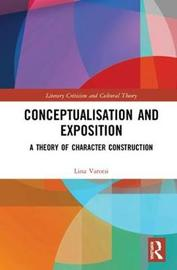 Conceptualisation and Exposition by Lina Varotsi