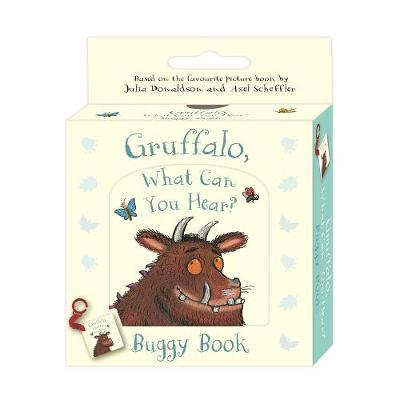 Gruffalo, What Can You Hear? by Julia Donaldson
