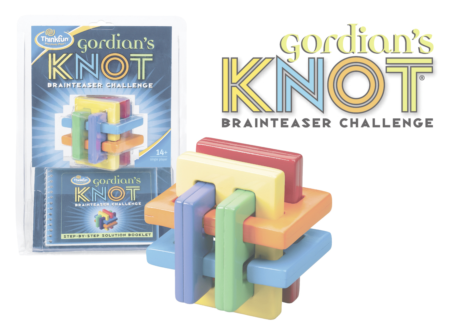 Think Fun Gordians Knot