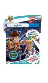 Inkredibles Magic Ink - Toy Story 4