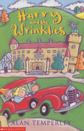 Harry and the Wrinklies by Alan Temperley image