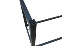 Gorilla Office: Multi-Purpose Desk with Black Top image