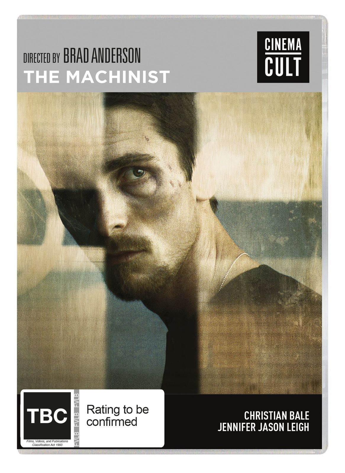 The Machinist on DVD image