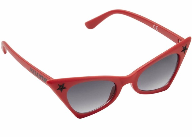 Killstar: Nyte Sunglasses [Blood]