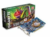 Gigabyte GV-RX70P256V Radeon X700Pro image