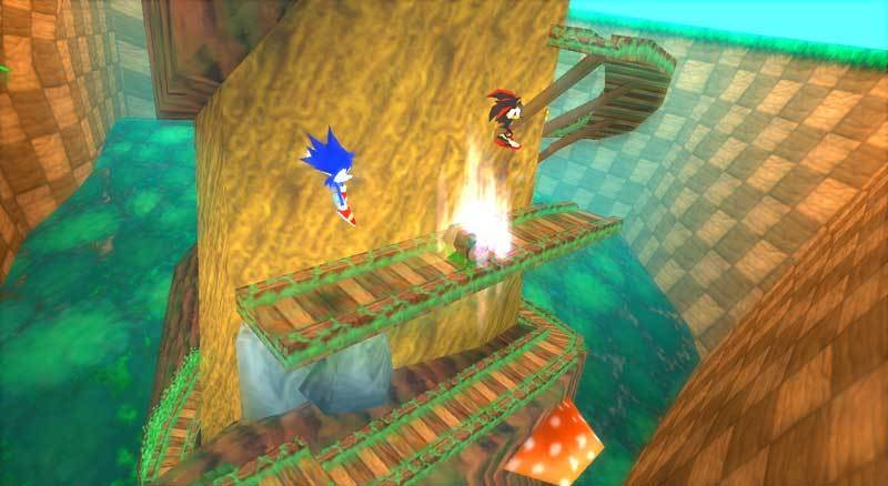 Sonic Rivals (Essentails) for PSP image