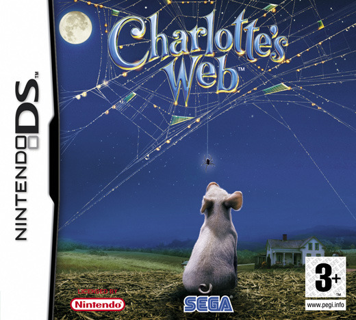 Charlotte's Web for Nintendo DS
