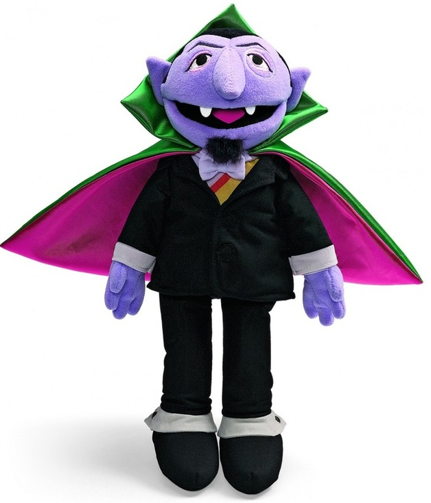 Sesame Street - Count Von Count