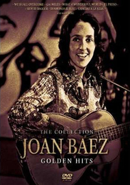 Joan Baez - Golden Hits Live Collection on DVD