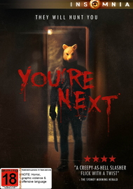 You're Next on DVD