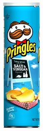 Pringles Super Stack Salt & Vinegar 158g