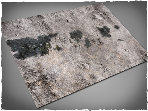 DeepCut Studio Warzone Neoprene Mat (6x4)