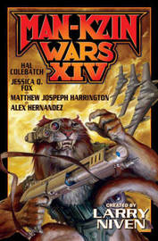 Man-Kzin XIV by Larry Niven