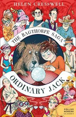 The Bagthorpe Saga: Ordinary Jack by Helen Cresswell image