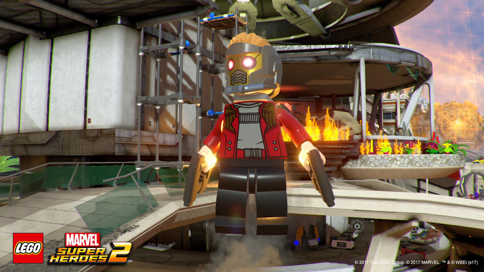LEGO Marvel Super Heroes 2 for PS4 image