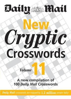Daily Mail: New Cryptic Crosswords 11