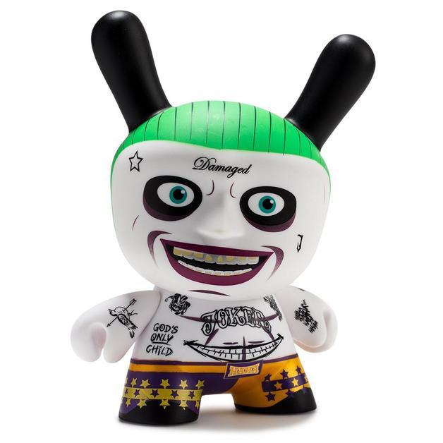 "Kidrobot: Joker (Suicide Squad) - 5"" Dunny Vinyl Figure"