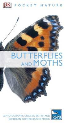 Butterflies and Moths by DK
