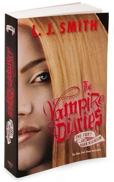 The Vampire Diaries: Vol 3 & 4 (The Fury + The Reunion - Book 3 & 4) US Edition by L.J. Smith image