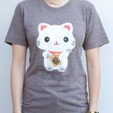 Smoko: Feeling Lucky T-Shirt (X-Small)