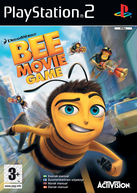 Bee Movie Game for PlayStation 2 image