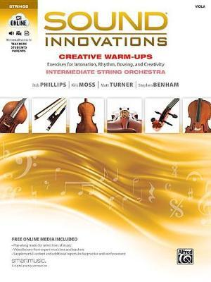 Sound Innovations for String Orchestra -- Creative Warm-Ups by Bob Phillips image