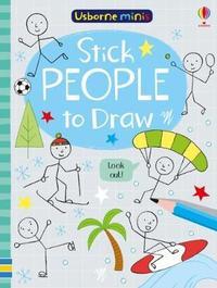 Stick People to Draw x5 by Sam Smith