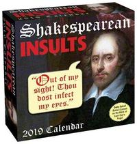 Shakespearean Insults 2019 Day-to-Day Calendar by Andrews McMeel Publishing