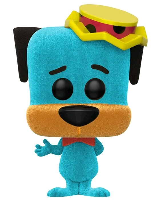 Hanna Barbera - Huckleberry Hound (Flocked Ver.) - Vinyl Figure