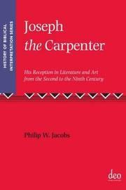 Joseph the Carpenter by Philip Jacobs image
