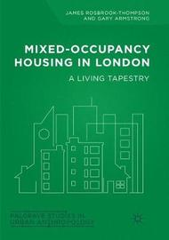 Mixed-Occupancy Housing in London by James Rosbrook-Thompson
