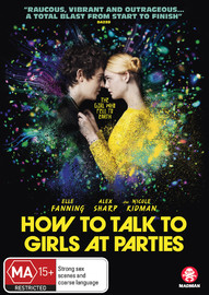 How To Talk To Girls At Parties on DVD