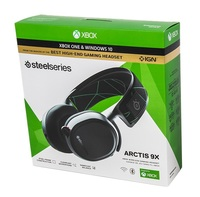 SteelSeries Arctis 9X Wireless Gaming Headset for Xbox One image