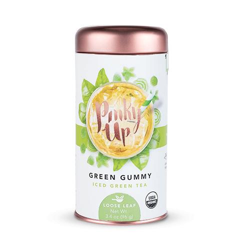 Pinky Up - Green Gummy Loose Leaf Iced Tea image