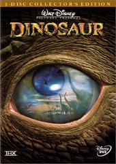 Dinosaur (2 Disc) on DVD