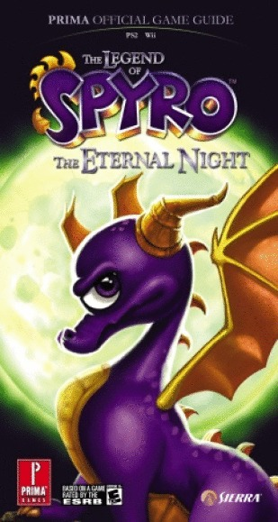 The Legend of Spyro: The Eternal Night - Prima Official Game Guide for PlayStation 2