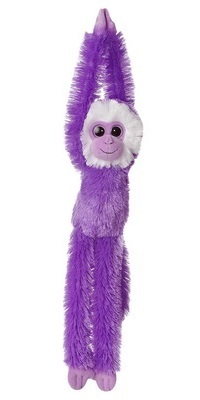 Hanging Gibbon - Purple