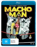 WWE Macho Man: The Randy Savage Story on Blu-ray