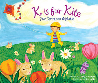 K Is for Kite by Kathy Jo Wargin image