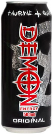 Demon Energy Original Can 500ml (12 Pack)