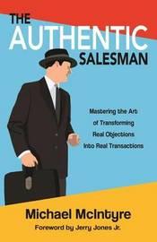 Authentic Salesman by Michael McIntyre