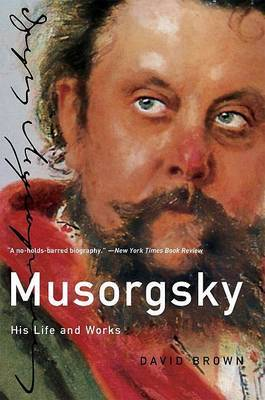 Musorgsky by David Brown image