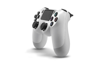 PlayStation 4 Dual Shock 4 Wireless Controller - White for PS4 image