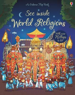 See Inside World Religions by Alex Frith