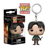 Attack on Titan - Levi Pocket Pop! Keychain
