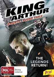 King Arthur and the Knights of the Round Table on DVD