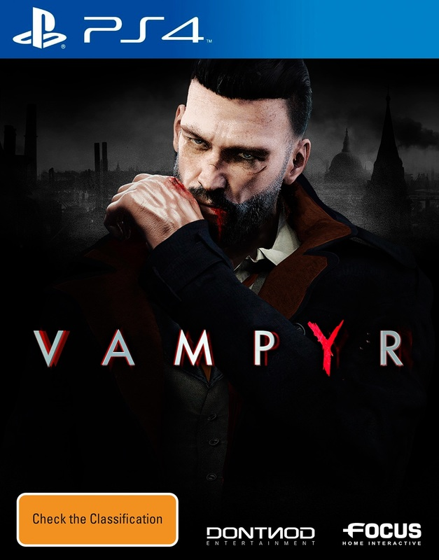 Vampyr for PS4